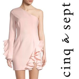CINQ A SEPT Pia dress